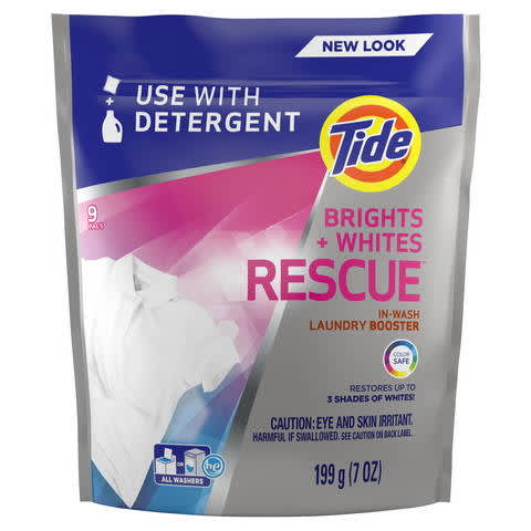 Tide Bright Whites Rescue In Wash Laundry Booster P Amp G