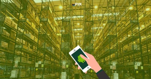 Aplicación Android para Registro de inventarios