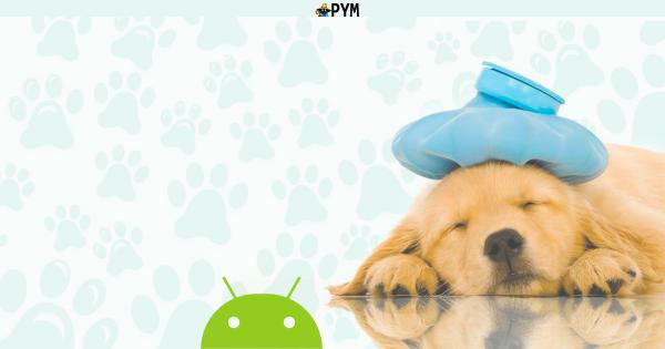 Imagen de la serie Aplicación Android de diagnóstico veterinario