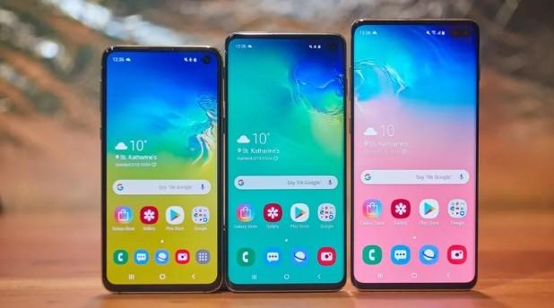 آخر تحديث لـ هواتف Samsung Galaxy S10