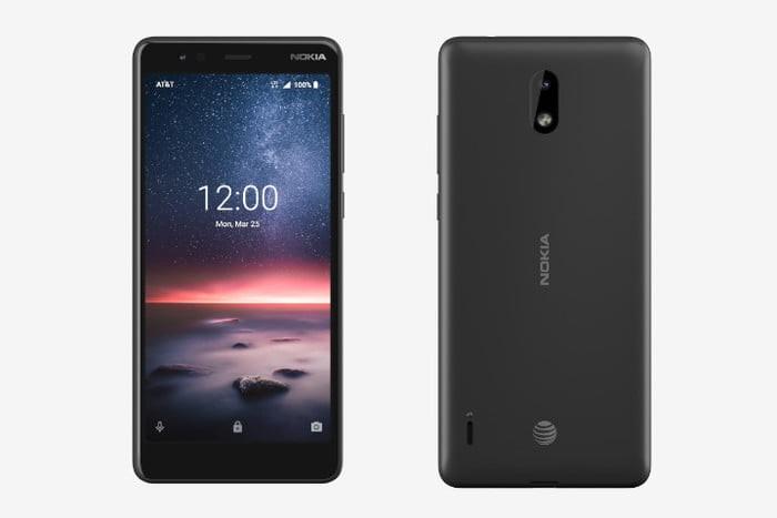 هاتف Nokia 3.1 A الجديد بمواصفات جيدة وسعر مُنخفض