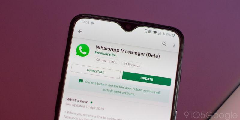 إصدار WhatsApp الجديد يسمح لك بالمشاركة على فيسبوك