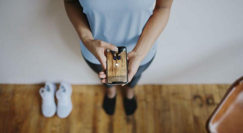 تطبيق Nike Fit لإختيار الحذاء المناسب لقدمك من خلال كاميرا الهاتف