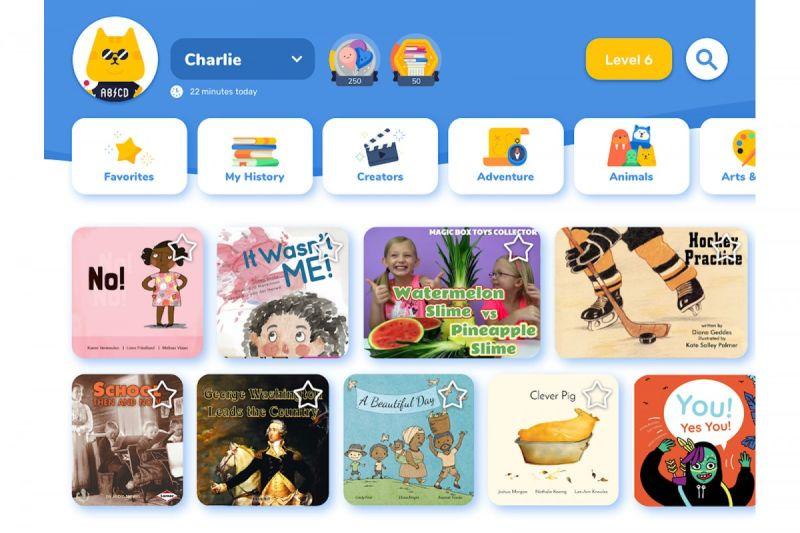 تطبيق Rivet التجريبي من Google لمساعدة الأطفال على تعلم القراءة