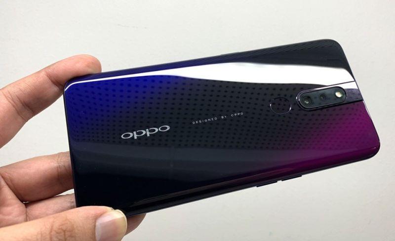 مواصفات هاتف Oppo F11 Pro الذي بيع بمجرد طرحه على أمازون