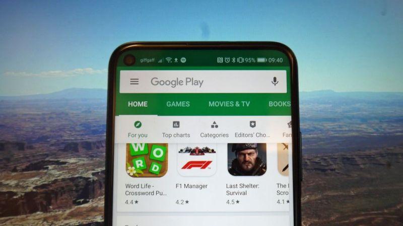 ميزة جديدة في متجر google play لمستخدمي هواتف Android