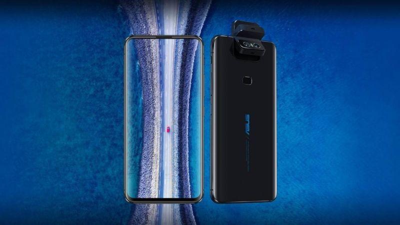 هاتف Asus Zenfone 6 بسعر ومواصفات متميزة وكاميرا متحركة