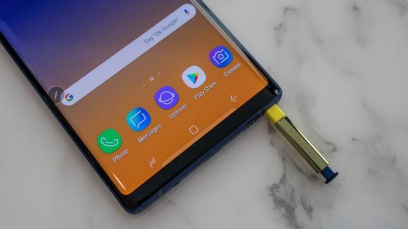 أحدث تسريبات هاتف Samsung Galaxy Note 10