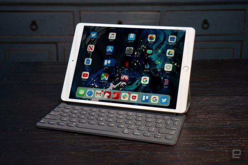 أخيرًا..آبل تضيف دعم الماوس لـ ipad مع iPadOS الجديد