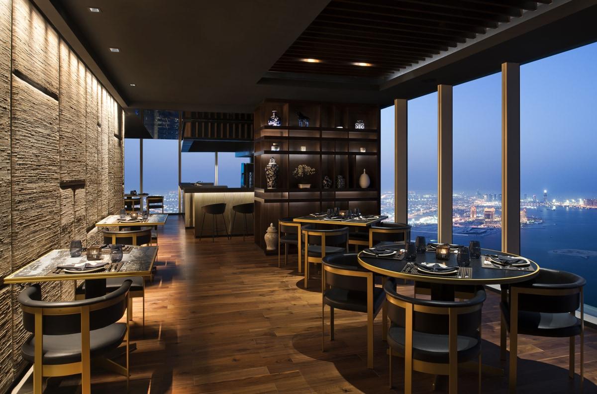 Luxury Dining in Qatar