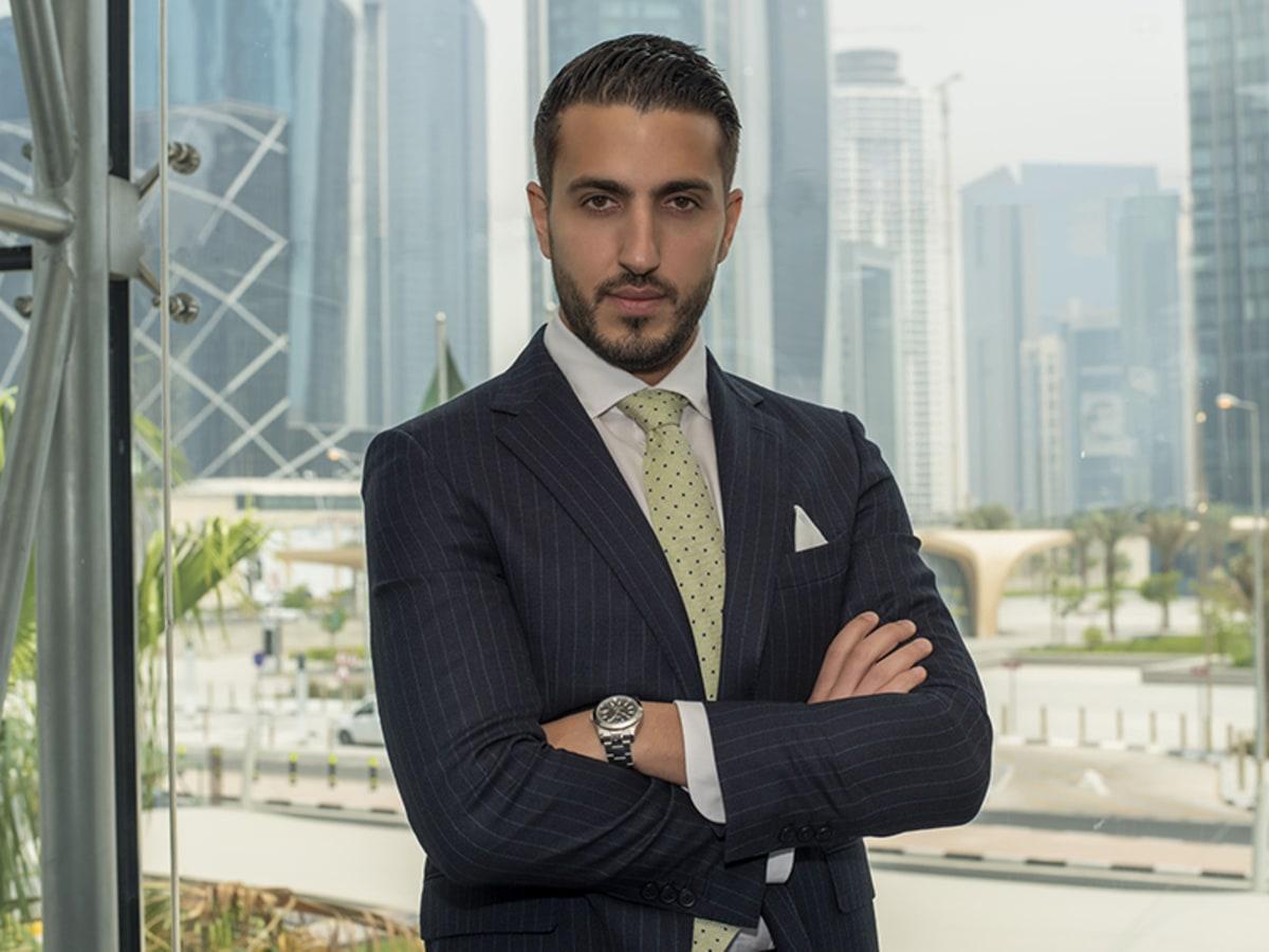 Meet Our Associates: Samer Damaj