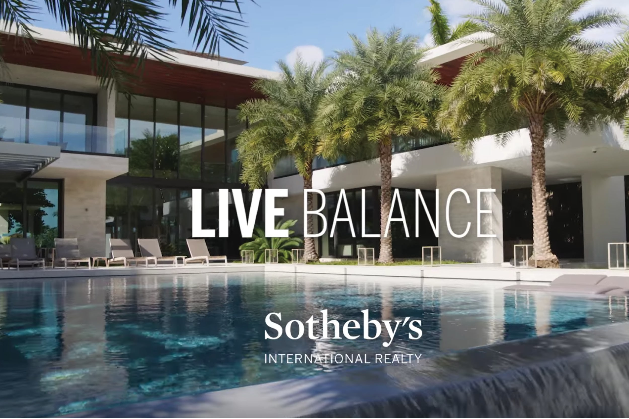 LIVE Balance - Sotheby's International Realty