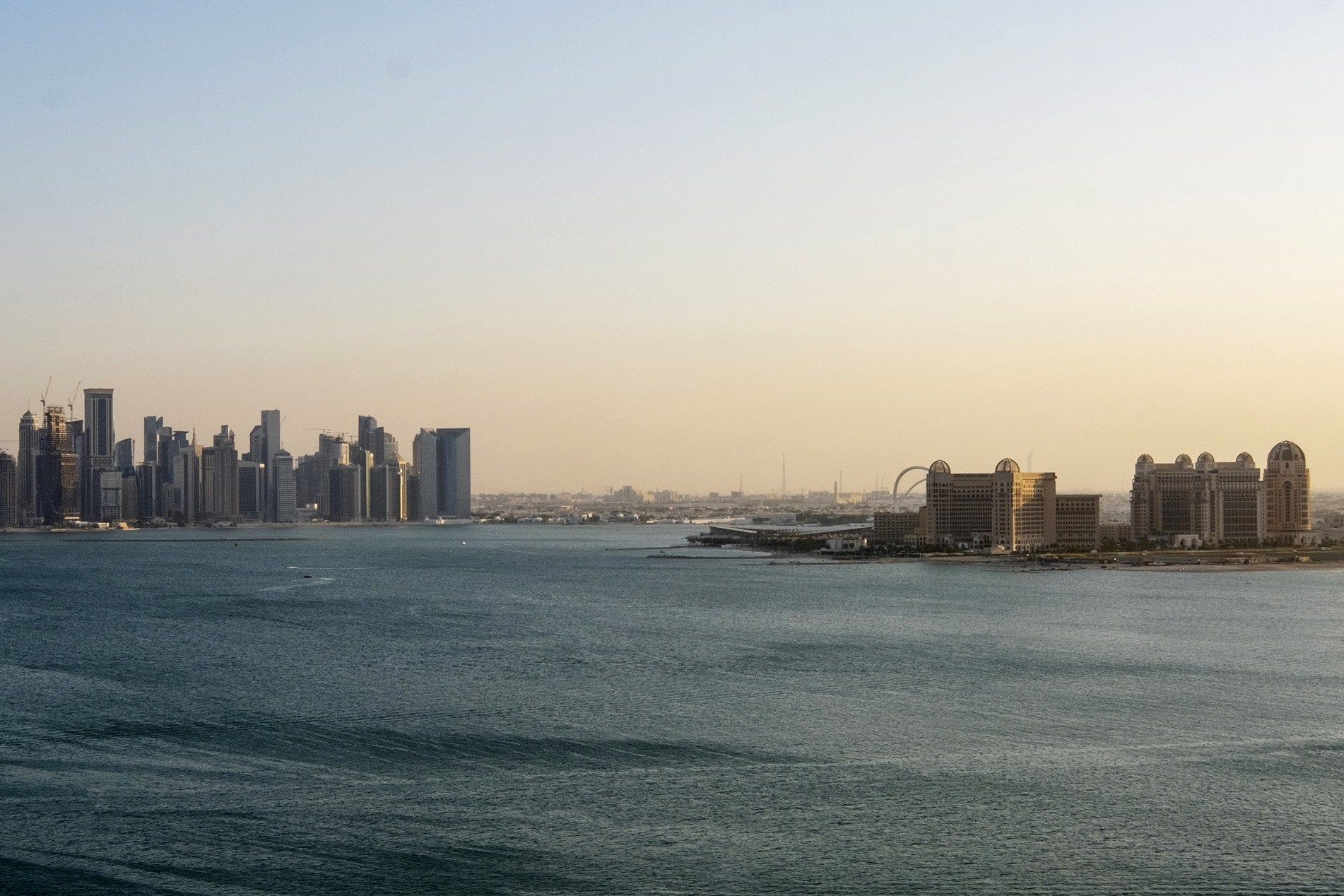Tower 31 Porto Arabia, The Pearl Qatar