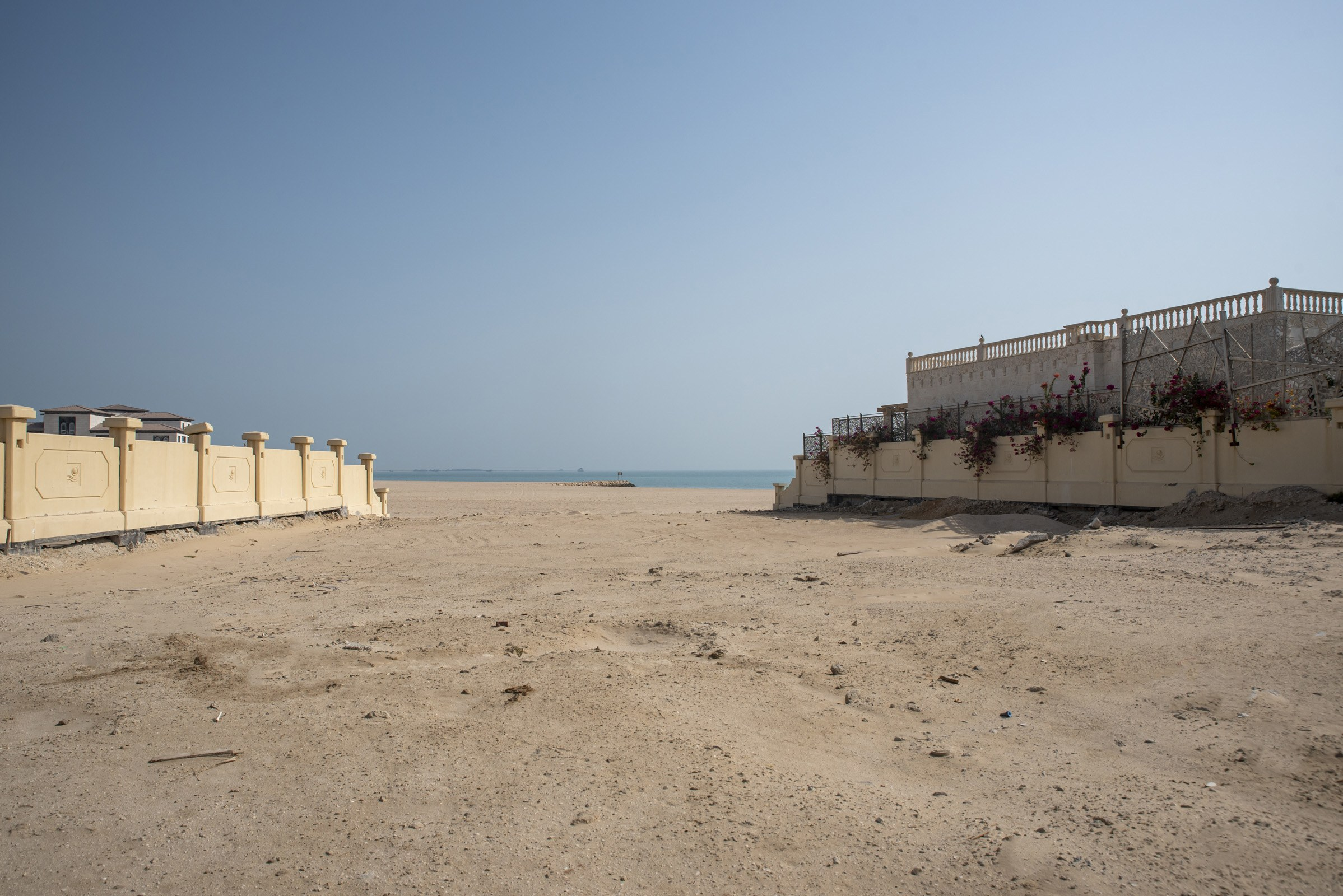 Beachfront Plot For Sale on the Pearl - ONE OF FEW LEFT AVAILABLE