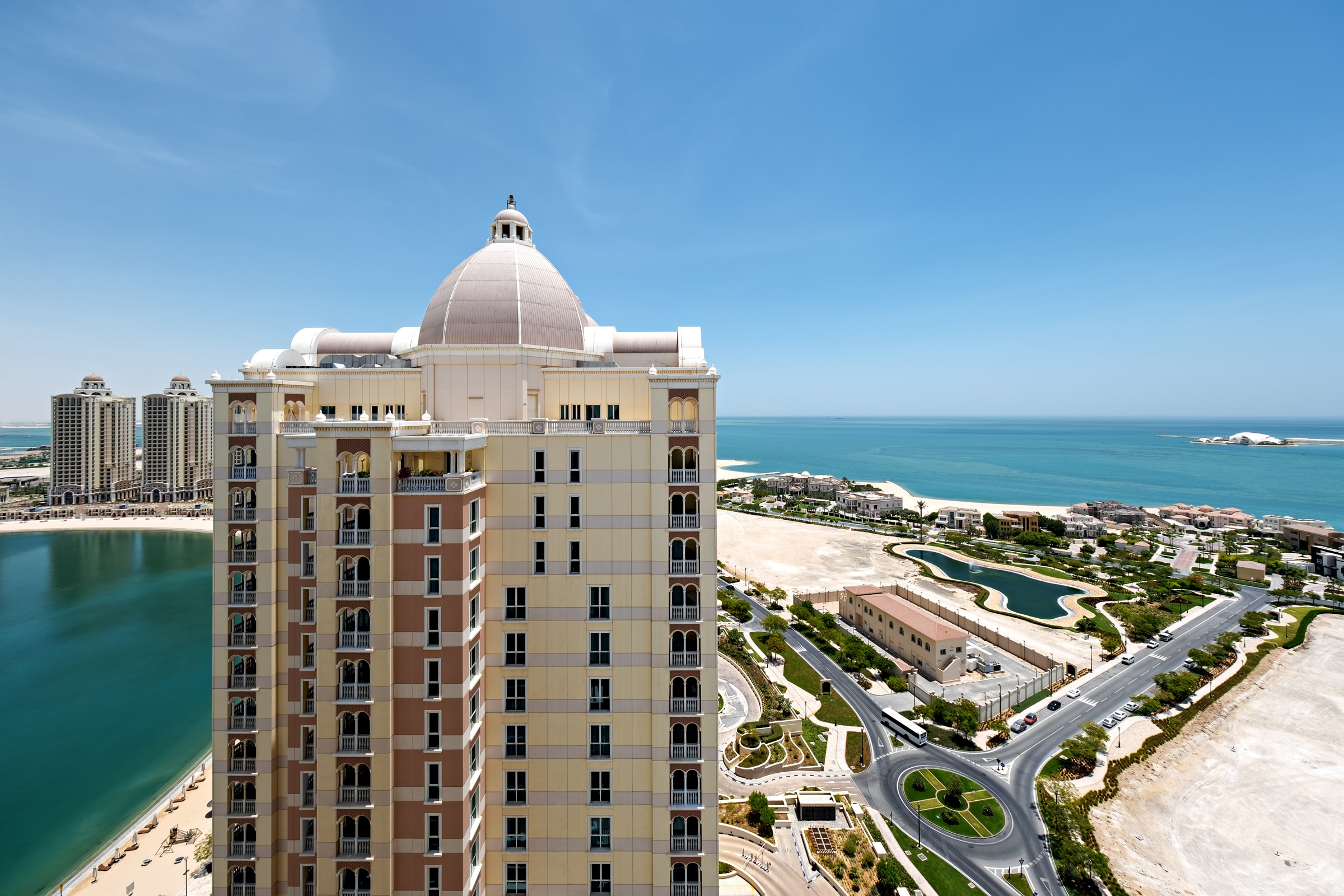 Three Bedroom Penthouse in Viva Bahriya