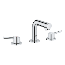 grohe concetto widespread lavatory faucet
