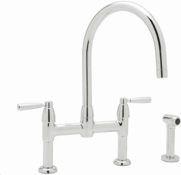 rohl u4273ls u4272x image1 rohl faucets - Rohl Faucets