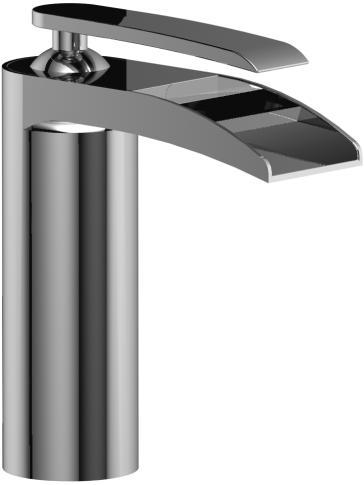 Riobel Bsop01c Bahia Single Hole Lavatory Faucet