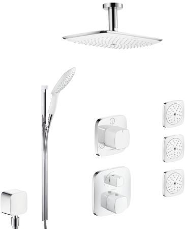 hansgrohe puravida set 2 image1 - Hansgrohe Shower