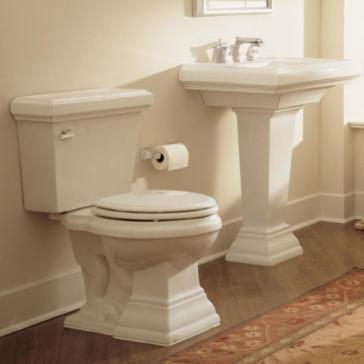 American Standard 0780 image 1. American Standard 0780 Town Square 27  Pedestal Sink   QualityBath com