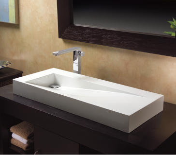 offset bathroom sink mti mtcs 711 boutique collection st tropez resin 13840