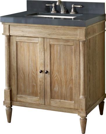 "Rustic Chic Bathroom Vanity fairmont designs 142-v30 rustic chic 30"" vanity | qualitybath"