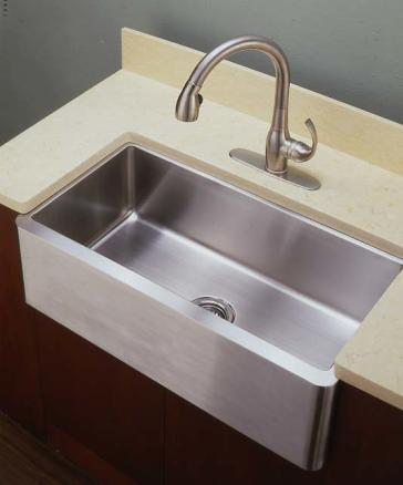 Empire lx36cc loft 36 stainless steel extra large farmhouse sink - Extra large farmhouse sink ...