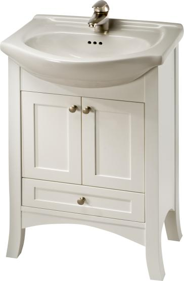 "Petite Bathroom Vanity empire pe22 petite empress 20-1/2"" bathroom vanity 