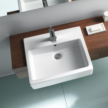 Duravit 031455 Image 1 Duravit Bathroom Sinks Image 2