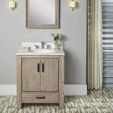 Fairmont Designs 1530 V30 image 1Fairmont Designs 1530 V30 Oasis 30  Bathroom Vanity   QualityBath com. 34 Bathroom Vanity. Home Design Ideas