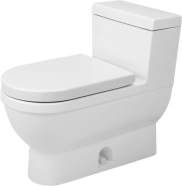 Duravit 2120010001 Starck 3 One Piece Toilet | QualityBath.com