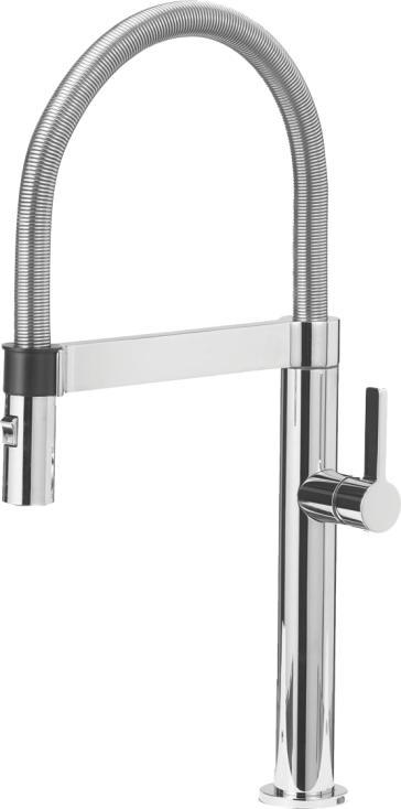 Blanco 441622 Culina Mini Semi Professional Kitchen Faucet 2 2 Gpm