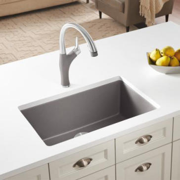 blanco bathroom sinks blanco 522429 precis 26 1 2 quot kitchen sink qualitybath 12116