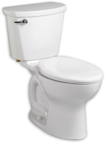 American Standard 215db 104 Cadet Pro Round Front Toilet