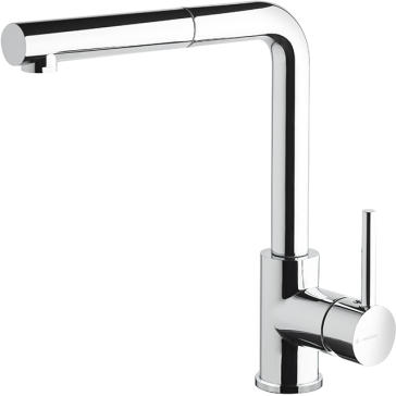 Newform 63425 Real Kitchen Faucet | QualityBath.com