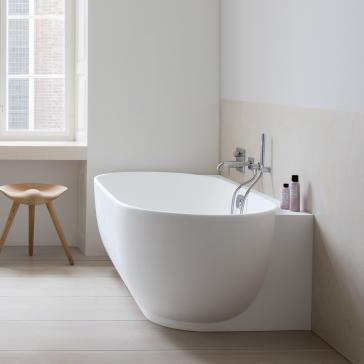 duravit 700431000000090 luv bathtub. Black Bedroom Furniture Sets. Home Design Ideas