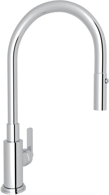 Lombardia Pull Down Kitchen Faucet