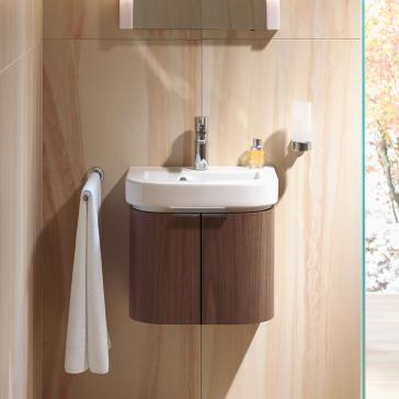 Duravit H26268 Happy D2 18 34 Wall Mounted Vanity Unit