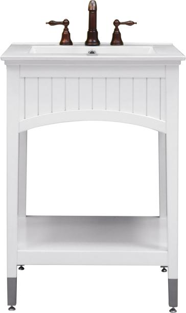 "Bathroom Vanity 24 X 21 sagehill designs sa2421 seaside 24"" bathroom vanity with open"