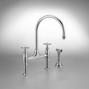 rohlperrin u0026 rowe bridge faucet with