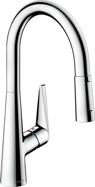 Hansgrohe 72813 Image 1  Hansgrohe Kitchen Faucet