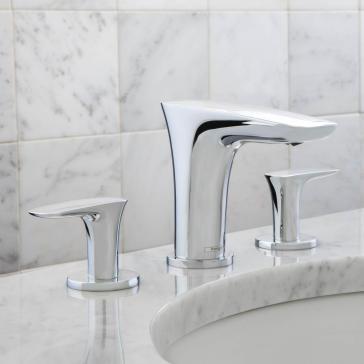 Hansgrohe 15073 Puravida Widespread Faucet