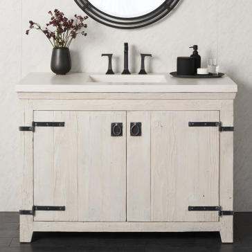 "native trails vnb480 americana 48"" bathroom vanity 