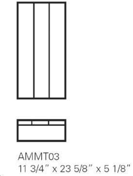 Whitehaus AMMT03 image-2