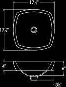Decolav 1423-CWH image-3