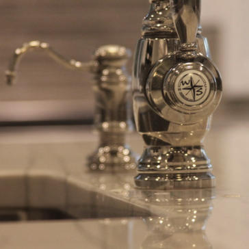 Waterstone 5600 2 Traditional Pull Down Kitchen Faucet