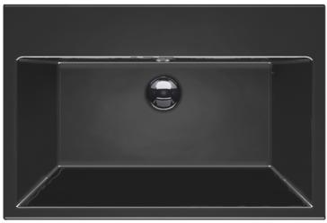 catalano 175ze00 5 zero 75 washbasin. Black Bedroom Furniture Sets. Home Design Ideas