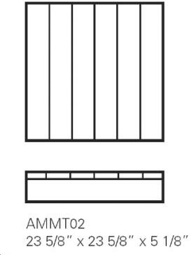 Whitehaus AMMT02 image-2