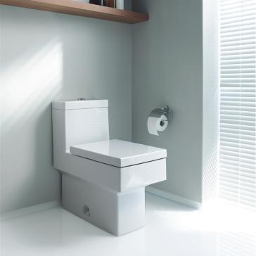 duravit 2103010005 vero one piece toilet. Black Bedroom Furniture Sets. Home Design Ideas