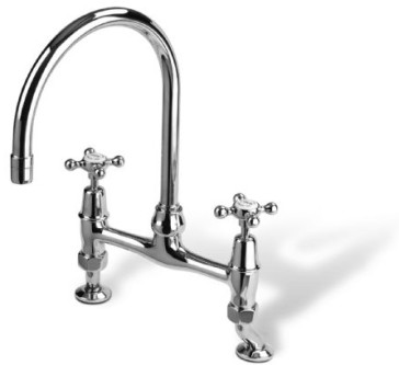 Barber Wilsons 1010 Deck Mount Bridge Faucet